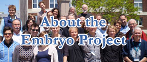 About the Embryo Project